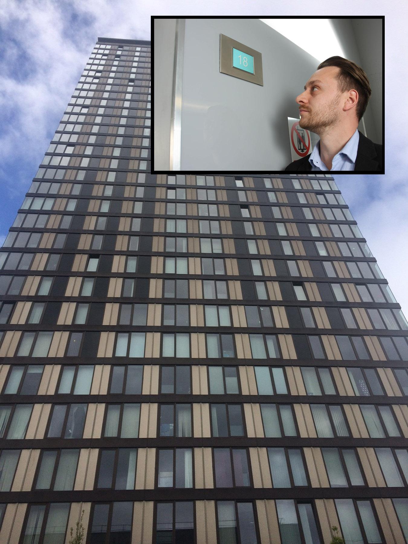 英国谢菲尔德地标大楼升级使用欧捷液晶显示器