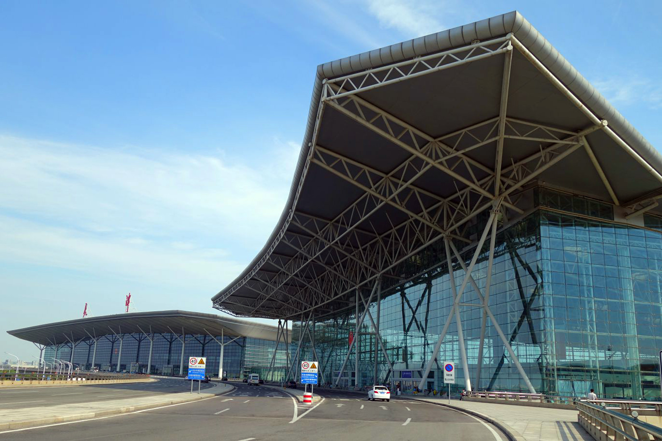 中国天津机场