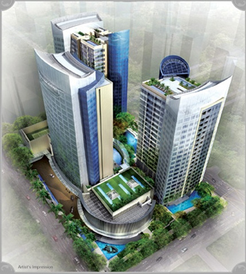 喜达屋酒店,新加坡