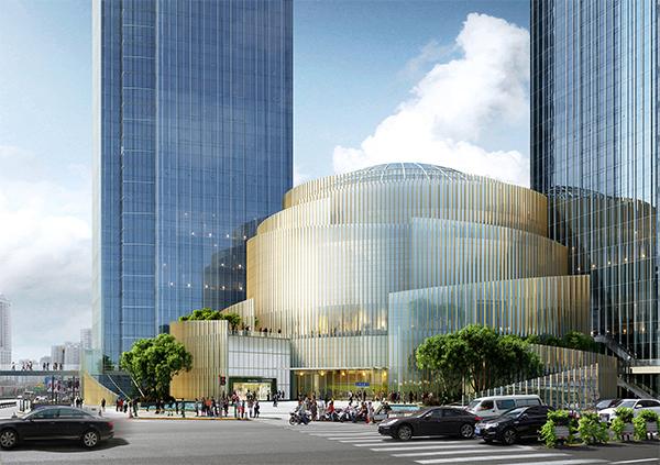 聚焦上海恒隆改造项目,原来电梯可以如此精致