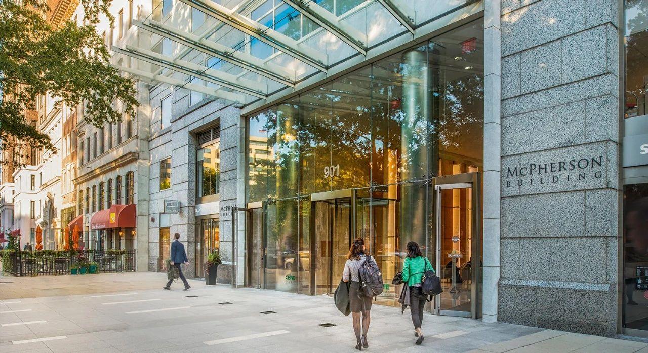 探访LEED铂金级认证建筑:美国麦弗逊大厦